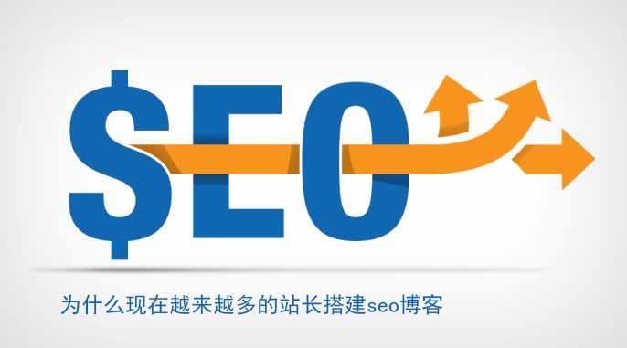 为什么现在越来越多的站长搭建seo博客